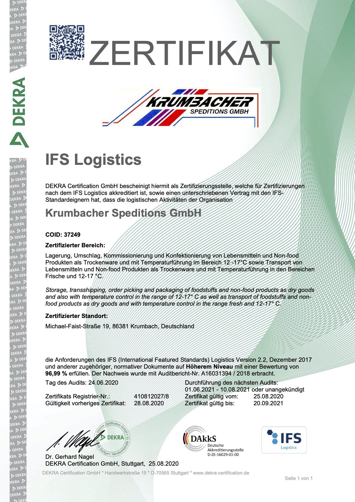 ifs-logistik-zertifikat-krumbach