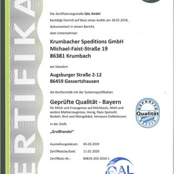 zertifikat-gq_krumbacher-speditions-gmbh_gesserthausen
