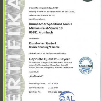 zertifikat-gq_krumbacher-speditions-gmbh_neuburg